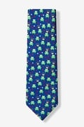 Frog & Prince Tie by Alynn Novelty