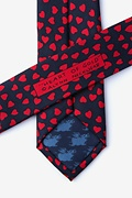 Heart of Gold Skinny Tie Photo (2)