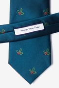 Holly-er Than Thou Tie