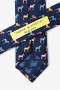 Horse Blankets Skinny Tie Photo (2)