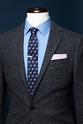 Horse Blankets Skinny Tie Photo (3)