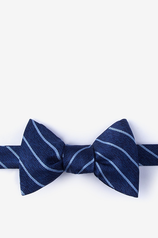 Lagan Self-Tie Bow Tie Photo (0)