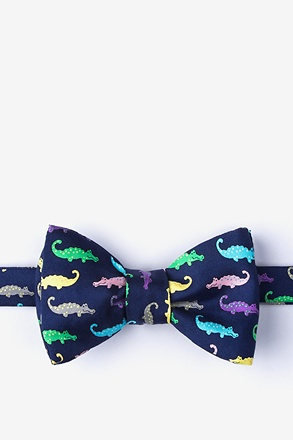 Later Gator Self-Tie Bow Tie