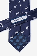 Majestic Elk Extra Long Tie Photo (2)