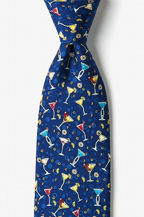 Martini Party Tie