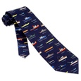 Name That Powerboat Tie by Eric Holch for Alynn Neckwear