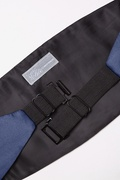 Navy Blue Cummerbund Photo (1)