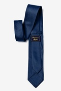 Navy Blue Revitalize Tie For Boys