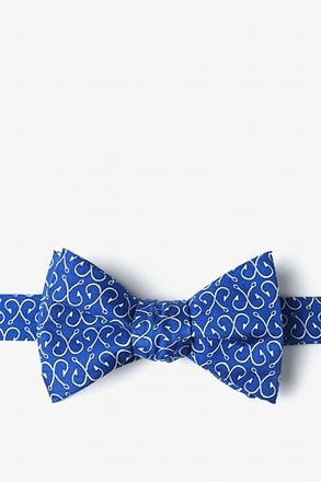 Off the Hook Self-Tie Bow Tie