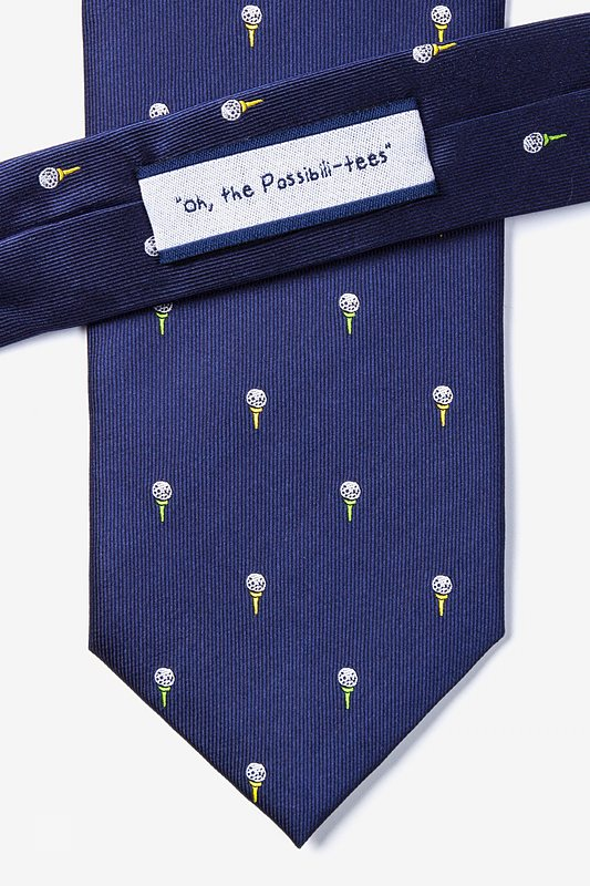 Oh, the Possibili-tees Tie Photo (3)