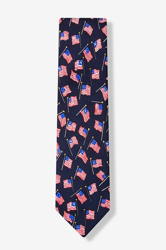 Old Glory Boys Tie by Alynn Novelty