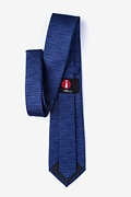 Pearch Navy Blue Tie Photo (1)