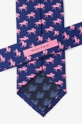 Photo Finish Navy Blue Tie Photo (2)