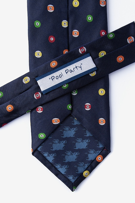Pool Party Tie Photo (2)