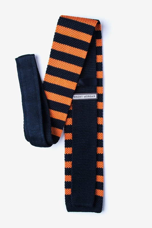 Rugby Stripe Knit Tie Photo (1)