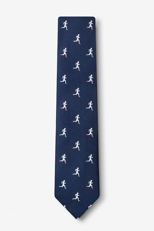 Runners High Skinny Tie Photo (1)