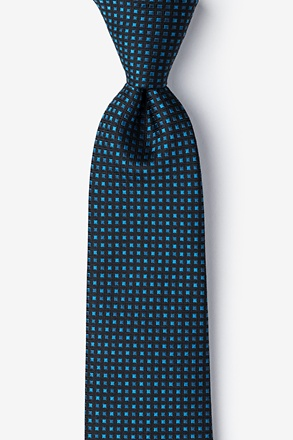 Salisbury Navy Blue Extra Long Tie
