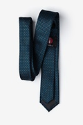 Salisbury Navy Blue Skinny Tie Photo (1)