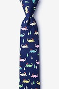Santa Gators Skinny Tie Photo (0)