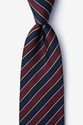 Scoula Navy Blue Tie Photo (0)