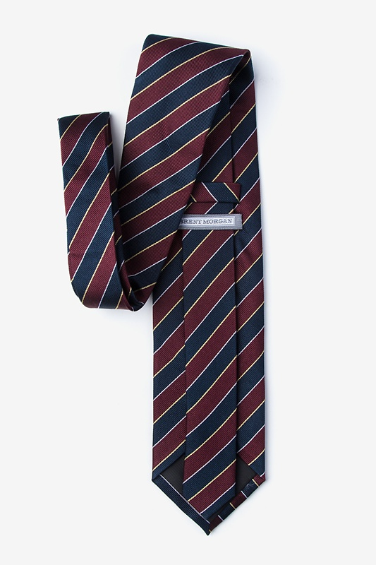 Scoula Navy Blue Tie Photo (1)