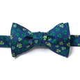 Shamrock'd Self Tie Bow Tie by Alynn Bow Ties