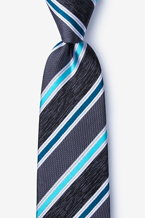 _Shannon Navy Blue Tie_