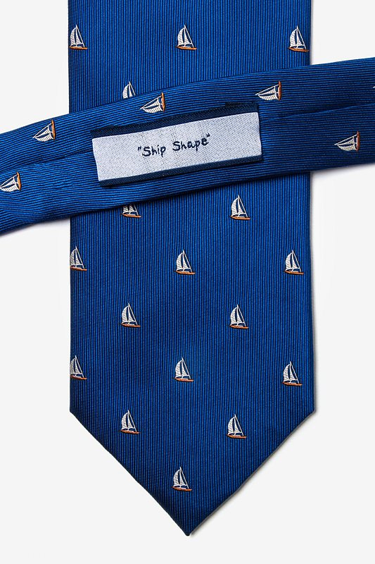 Shipshape Tie Photo (2)
