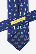Smooth Sailing Tie