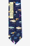 Trout Family Skinny Tie Photo (2)