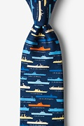 U.S. Aircraft Carriers Tie Photo (0)