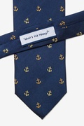 What's the Holdup? Navy Blue Tie