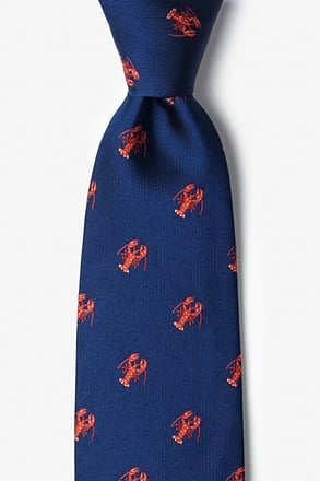_Will Work for Lobster Tie_