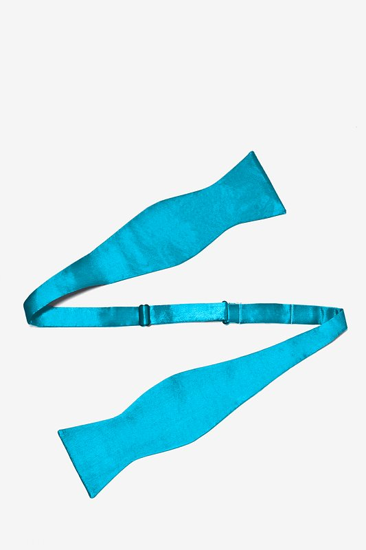 Neon Blue (Electric Blue) Bow Tie