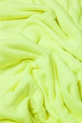 Boston Solid Neon Yellow Infinity Scarf by Scarves.com