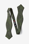 Kirkland Olive Diamond Tip Bow Tie Photo (1)