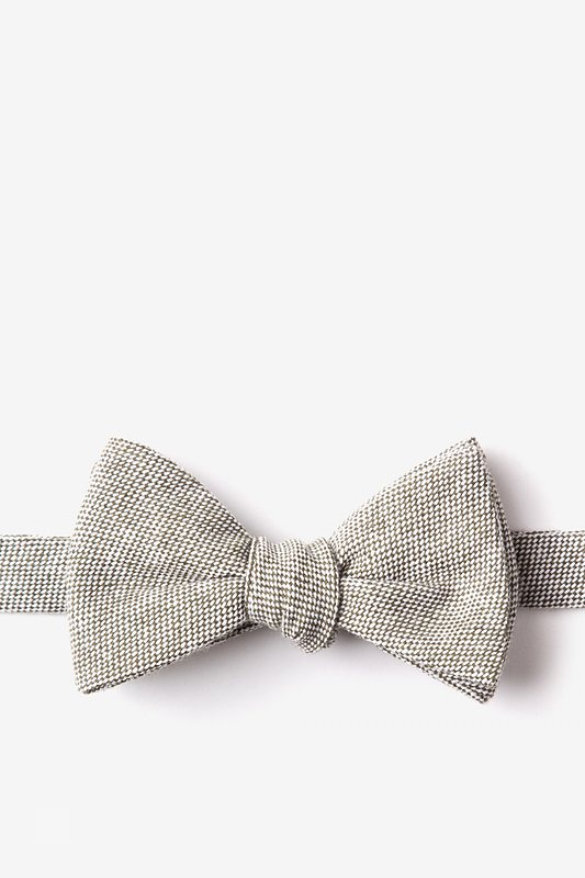 Westminster Self-Tie Bow Tie Photo (0)
