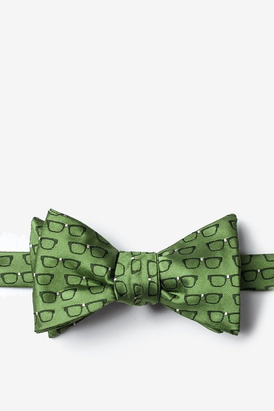 Four Eyes Butterfly Bow Tie