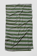 Mens Caravan Stripe Olive Scarf Photo (1)