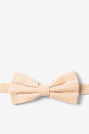 Chamberlain Check Pre-Tied Bow Tie
