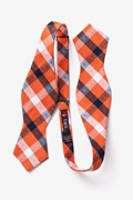 Kennewick Orange Diamond Tip Bow Tie Photo (1)