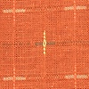 Orange Cotton La Mesa Pocket Square