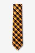 Pasco Orange Skinny Tie Photo (1)