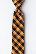 Pasco Orange Skinny Tie Photo (0)