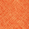 Orange Cotton Tioga Extra Long Tie