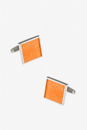 Embellished Square Cufflinks