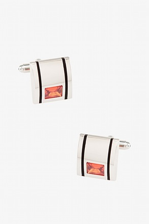 Gems and Lines Cufflinks