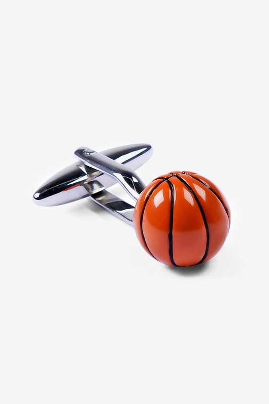 Basketballs Cufflinks