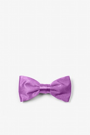 _Orchid Bow Tie For Infants_