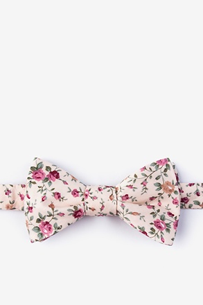 Bellevue Self-Tie Bow Tie
